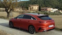 Essai Kia ProCeed : Un coupé 5 portes de classe