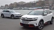 Essai Citroën C5 Aircross et Volkswagen Tiguan : cocons sur roues