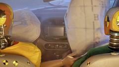 Hyundai et Kia présentent l'airbag multicollision