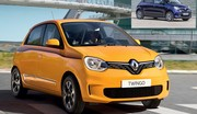 Renault Twingo 3 restylée : Un visage plus sage pour 2019