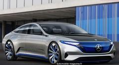 Future Mercedes Classe S : Hybride et 100 % électrique au menu