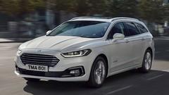 Ford Mondeo hybride : aussi en break