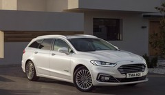 Ford décline sa Mondeo break dans une version hybride