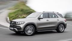 Mercedes GLE (2019): prix dès 67600 €