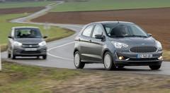 Essai Ford Ka+ vs Suzuki Celerio : pouvoir d'achat