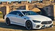 Essai Mercedes-AMG GT Coupé 4 portes : l'anti-Panamera !