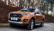 Ford : petite montée en puissance pour le Ranger