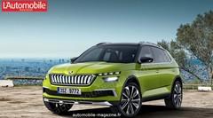 Skoda Kamiq : le futur petit SUV baptisé avant Genève