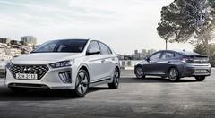 Hyundai Ioniq : petit facelift pour les hybrides