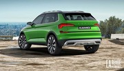 Skoda Kamiq : le 3ème SUV de la gamme