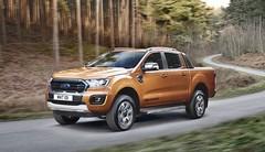 Ford Ranger : seulement avec un 2 litres