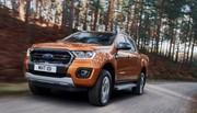 Le Ford Ranger en 4 cylindres… et 10 vitesses !
