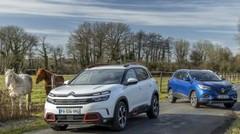 Essai Citroën C5 Aircross défie le Renault Kadjar