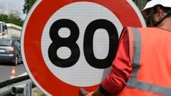 80 km/h : les experts soi-disant indépendants se déchirent