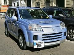 Essai Nissan X-Trail FCV : La ligne verte