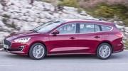 Essai Ford Focus SW: un break compact très logeable