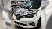 Renault Zoé 2 (2019) : première photo ... non officielle