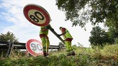 80 km/h : le gouvernement va-t-il faire marche arrière ?