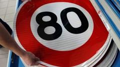 La mortalité routière en recul, les 80 km/h sur la sellette