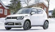 Essai Suzuki Ignis AllGrip : Petite bagnole de neige