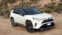 Essai Toyota RAV4 génération 5 : Hybride et sans malus