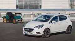 Opel Corsa : la série spéciale « 120 ans »