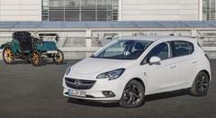 """Opel : série spéciale """"120 ans"""" pour la Corsa"""