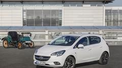 """Opel fête son anniversaire avec la Corsa """"120 ans"""""""