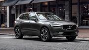 Volvo : série spéciale Initiate pour le XC60