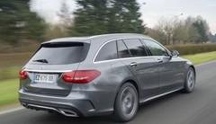 Mercedes Classe C 220d break : voyageur longue distance