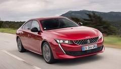 La Peugeot 508 élue « plus belle voiture de l'année » !