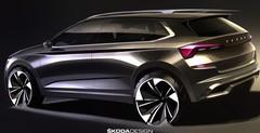Skoda Kamiq : Place aux dessins pour le petit SUV tchèque