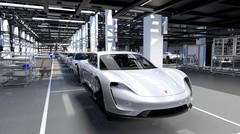 Porsche : trois ans de recharge gratuite pour l'achat d'une Taycan aux USA
