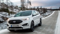 Essai Ford Edge : une Américaine au pays des Rennes