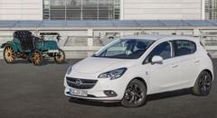 Opel Corsa Design 120 ans : une série spéciale « anniversaire »