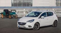 Série spéciale : Opel Corsa 120 ans