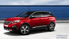 Peugeot 3008 : numéro 1 des voitures produites en France en 2018
