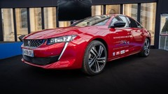 Festival Automobile International 2019 : la Peugeot 508 récompensée