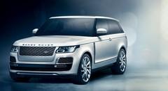 La semaine dernière au Salon de l'auto, aujourd'hui annulé : Range Rover SV Coupé
