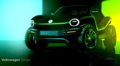 VW présente son buggy Dune électrique
