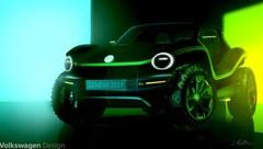 Volkswagen : première image du concept Dune Buggy électrique