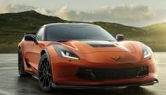 Série limitée Chevrolet Corvette C7 Final Edition