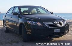 Essai Toyota Camry hybride : la meilleure hybride du groupe Toyota