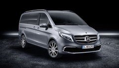 Mercedes Classe V : petit restylage