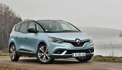 Essai Renault Grand Scénic 1.7 Blue dCi 150 : l'élève moyen