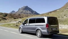 Mercedes Classe V : petit restylage