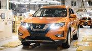 Brexit : Nissan ne produira pas le X-Trail en Angleterre