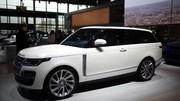 Range Rover SV coupé : il restera un prototype