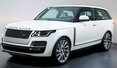 Range Rover SV Coupé : Le Revers de Land Rover