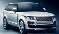 Range Rover SV Coupé annulé